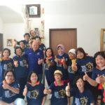 Lin Niko Siap Perjuangkan Ekonomi Kerakyatan Bagi Warga Jakarta