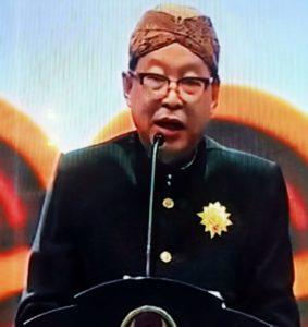 Sulistiyanto (Ketua Panitia Imlek Nasional 2020)