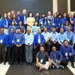 Pdt. Paul D Massie Ketua Sinode  GSPDI, Dipilih Secara Aklamasi Menjadi Ketua Alumni SAB-GPdI Angkatan 34